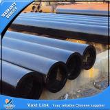 Tubo de acero certificado de A53b A106b para el tubo de petróleo y de gas
