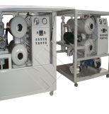 Hightechöl, das Maschine, Transformator-Schmierölfilter-Dehydratisierung-Pflanze aufbereitet