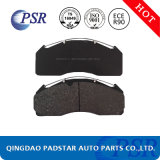 Fournisseur de garniture de frein à disque de camion de pièces d'auto de qualité