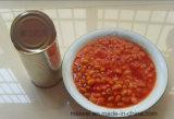 Фасоли законсервированные оптовой продажей в томатном соусе