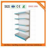 Dispositivo de la venta al por menor del almacén del estante del supermercado del metal para el estante 08153 de la exposición del mercado de Angola