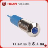 Ce TUV 8mm Anti Vandal Metal LED Signal Light