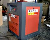 industrieller elektrischer rotierender schraubenartiger 11kw Luftverdichter mit Luft-Becken