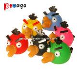 오리 만화 비닐은 개를 위한 고무 장난감 Speaky 장난감을