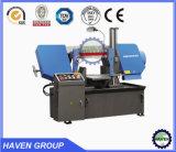 GW4230/60水平のタイプ油圧バンド鋸引き機械