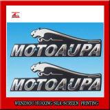 Emblema de monograma cromado personalizado fábrica com 20 anos de experiência