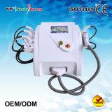 9 in 1 macchina multifunzionale portatile di bellezza di IPL dell'E-Indicatore luminoso di cavitazione (KM-E-600C+)