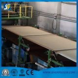 Los pequeños de segunda mano el reciclaje de residuos de papel Kraft Rollo Jumbo de máquinas de fabricación