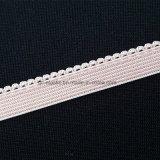 elastico del lato dello smerlo del merletto della striscia del Knit di 10mm