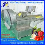 Slicer do vegetal da máquina de corte da fruta do aço inoxidável
