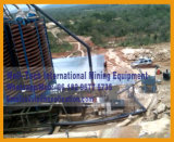 Machine de traitement du minerai de roche Laos 30tph