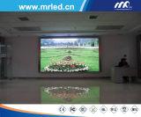 屋内使用料のLED表示スクリーン(576*576)をダイカストで形造る上の販売P3.84mmアルミニウム