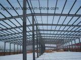 Vorfabrizierte Portalrahmen-Licht-Stahlkonstruktion-Werkstatt (KXD-SSW175)