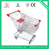 100L Store Shopping Trolley Shopping Cart (JT-E03)