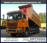 Camion à benne basculante de la capacité 18cbm HOWO de Sinotruk 6X4
