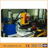 Máquina de perforación y de marcado de la placa hidráulica del CNC