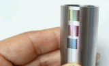 多色刷りの鋼鉄のための20W Mopaのファイバーレーザーのマーキング機械