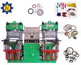Máquina de fatura de borracha/vácuo de borracha maquinaria da imprensa hidráulica