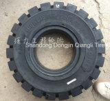 Großhandelsspitzengummireifen-Fabrik-Gabelstapler-fester Reifen in China