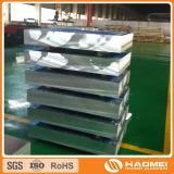 Placa de aluminio de grado marino