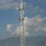 低価格のGalvanzied Guyedコミュニケーションステンレス鋼の蒸留塔