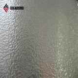 Ideabond 1220*2440mm de color blanco del panel de fachada perforada de aluminio perforado con