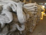 De Wol van het roestvrij staal