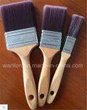 Обломок щетинки Китая 100% чисто чистит ручку щеткой щетки краски деревянную
