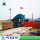 Vendita calda residua diretta della pressa per balle del cartone/documento/cartone/paglia della fabbrica qualificata Ce brillante