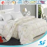 高品質柔らかいホーム明白なデザインホーム寝具のスリープの状態である羽毛布団