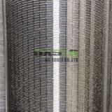Repleto de cascalho de perfuração de poços de água do Tubo de Ecrã Ecrã Base