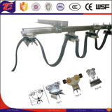 C Rail Trolley Cable Festoon System