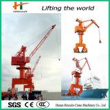 4 Seil-Lieferungs-Plattform-Kran mit der Kapazität von 30000 Tonnen