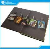Livros do rascunho e de Hardcover impressos