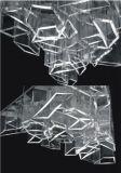 Moderner Dekoration-Edelstahl-hängende Lampe (KAP6007)