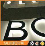 знаки венчика 3D СИД освещенные контржурным светом каналом