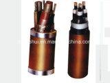 Solid Core Round Conducteur non blindé XLPE Cable Prix