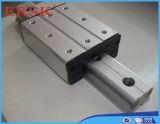 Doppelte lineare Aluminiumführungsleiste für Hsr Typen