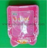 薬のパッケージのためのジッパーが付いているアルミニウムによって薄板にされる袋