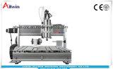 Шпиндель Water-Cooled 3D-маршрутизатор с ЧПУ станок с 4 оси 1,5 квт