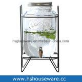 8L высокое качество обработки очистить площадь стекла диспенсер для напитков