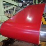 建築材料のプライム記号は熱い浸された亜鉛Prepaintedカラーによって塗られたPPGI PPGLのGalvalumeによって電流を通された鋼鉄コイルを冷間圧延した