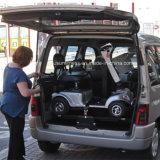 Preiswerter untauglicher elektrischer Strom-Mobilitäts-vierradangetriebenroller für Erwachsenen