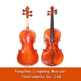 La taille de violon 1/8-4/4 Solidwood fabriqués en Chine