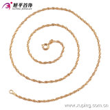 42750 Oro-Plated caldo Jewelry Necklace di Sale Fashion Nice Feeling 18k