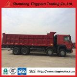 50 Tonnen-grosser Kapazität Sinotruk HOWO schwerer Kipper für Verkauf