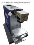 8W/10W/12W/20 ВТ УФ лазерная маркировка машины с Hyperfine метки