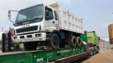 De gebruikte Vrachtwagen van de Stortplaats Isuzu, Merk van Isuzu van de Vrachtwagen van Japan het Originele voor Verkoop