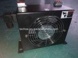 Refrigerador da placa de alumínio e de petróleo hidráulico da barra