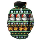 Festival-Kleid Chirstmas Form Men′ S kundenspezifische Hoodies Sweatshirts